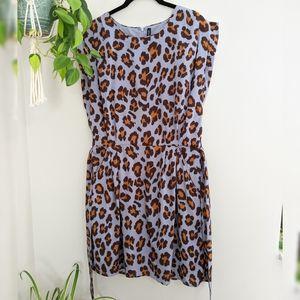 W118 By Walter Baker Leopard Dress